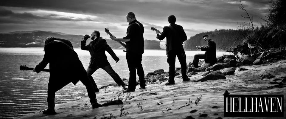 Polish art rock/prog rock band HellHaven's newest album