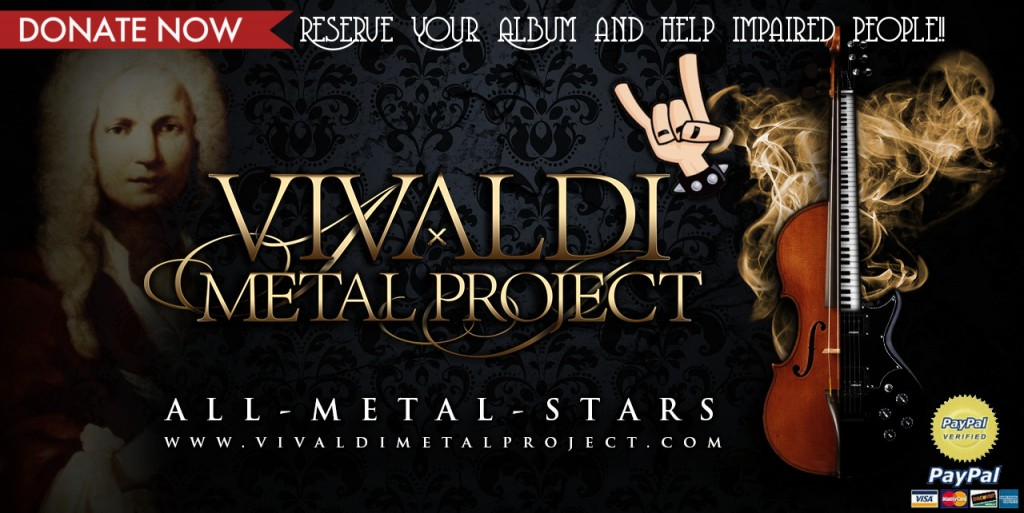 vivaldi metal project donate