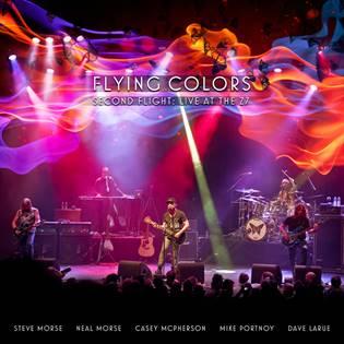 Album Art:Flying Colors - Second Flight