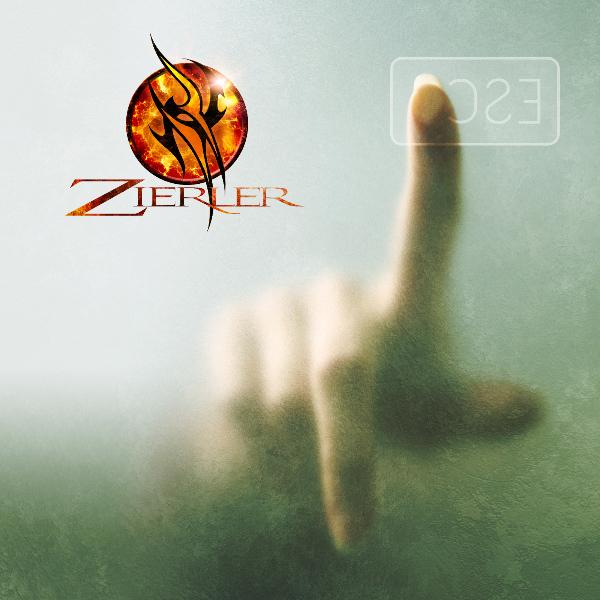 """Zierler album art """"esc"""""""