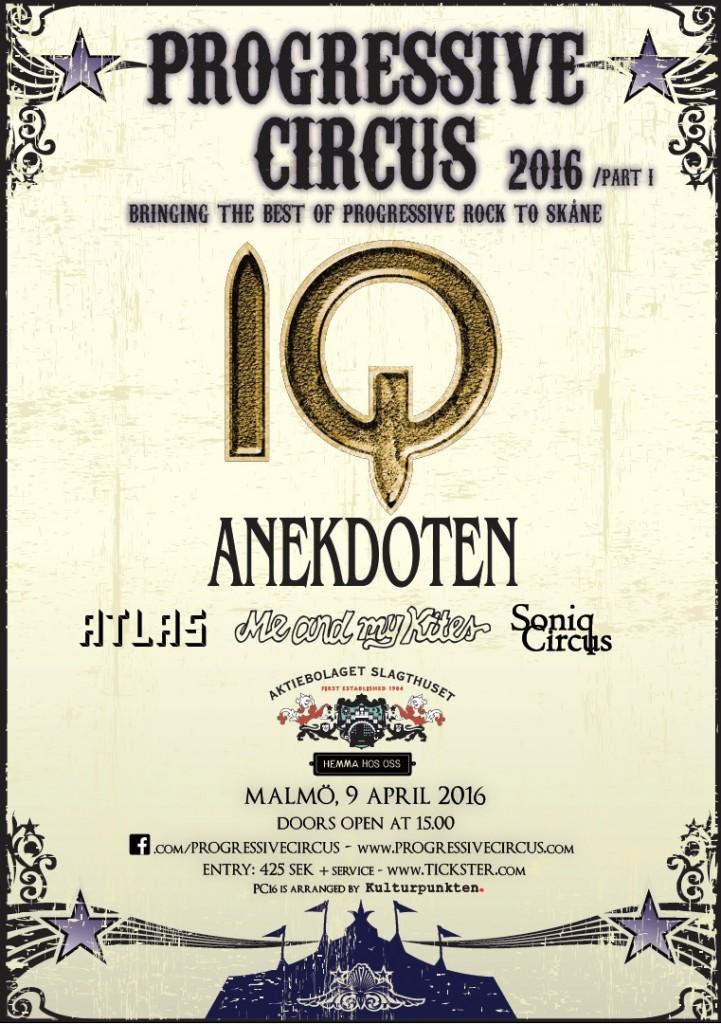 Progressive Circus 2016
